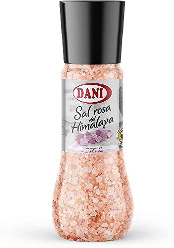 Dani - Sal Rosa del Himalaya con Molinillo - Tamaño Familia