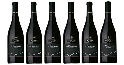 Confezione 6 bottiglie Marzemino | Vino Rosso Trentino DOC | Cantina Aldeno - Athesim Flumen