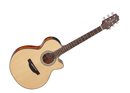 Takamine GF15CE NAT Guitarra Electro-Acustica, color Natural