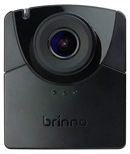 Brinno TLC2000 HDR Time Lapse Camera, Stop Motion, Cronofotografia, Display LCD 2.0', Risoluzione Video Full HD, Scheda microSD 8GB Inclusa, Nero
