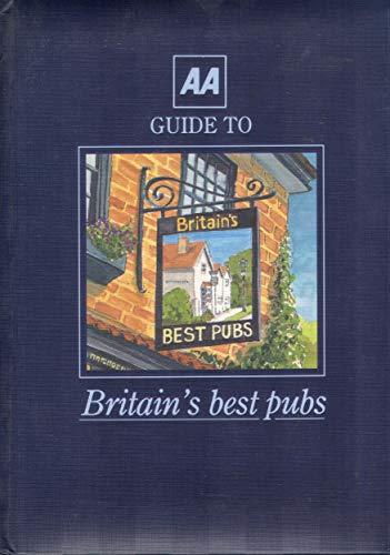 Automobile Association/Appletise Britain's Best Pubs