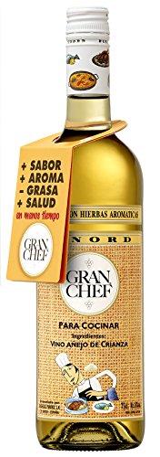 Gran Chef - Vino Macerado Con Hierbas Aromáticas Para Cocinar 0,75 L