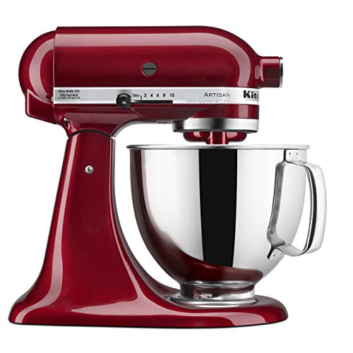 KitchenAid Artisan Stand Mixer, 5 quart, Grenadine