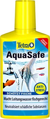 Purificador de agua AquaSafe de Tetra Aquasafe, para acuarios,...