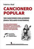 Cancionero Popular. 100 Canciones Con Acordes (For Keyboard Or Guitar)