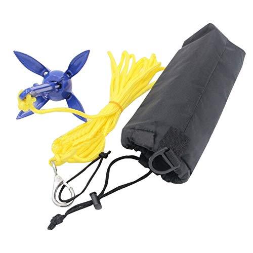 Fovor - Ancora per kayak, canoa, jet ski, paddle board SUP e piccole imbarcazioni