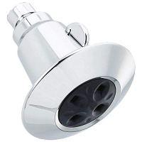 DELTA 2-Spray H2Okinetic Shower Head, Chrome 75152