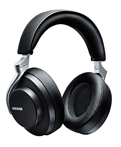 Shure Noise Canceling Wireless Headphones, Excellent Studio Sound Quality, ...