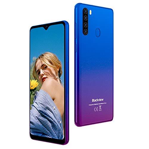 Móviles Libres 4G, Blackview A80 Plus Smartphone Libre Andr