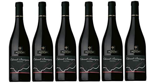 Confezione 6 bottiglie Cabernet Sauvignon | Vino Rosso Trentino DOC | Cantina Aldeno - Athesim Flumen