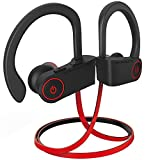 noot products NP11 Wireless Bluetooth Earbuds Headphones with Mic, Volume & Remote Control IPX7...
