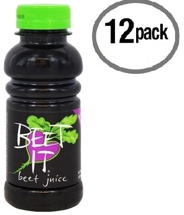 Beet IT - Beet Juice, 8.5 Ounce (Pack of 12) Non GMO 100 %...