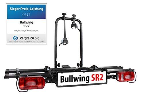 Bullwing SR2 - Fahrradträger für 2 Fahrräder auf die Auto...