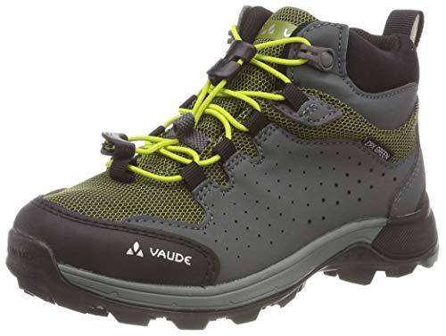VAUDE Unisex-Kinder Lapita Mid CPX Trekking- & Wanderstiefel, Gelb (Duff Yellow...