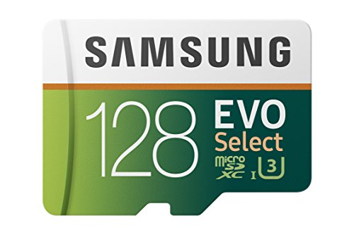 Samsung Memorie MB-ME128HA Evo Select Scheda...
