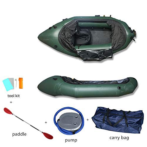"Darget 93""x39"" Inflatable PackRaft"
