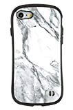 iFace First Class Marble iPhone SE 2020 第2世代/8/7 ケース [ホワイト]