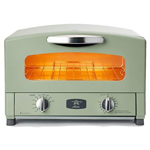 Aladdin (アラジン) グラファイト トースター 2枚焼き 温度調節機能 タイマー機能付き [遠赤グラファイト ...