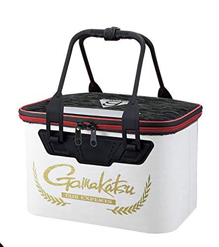 がまかつ(Gamakatsu) セミハードバッカン GM2515 ホワイト 40cm