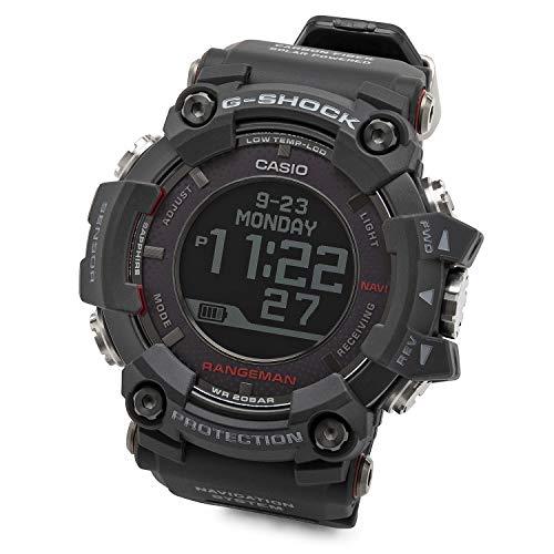 Men's Casio G-Shock Master of G Rangeman Black Watch...