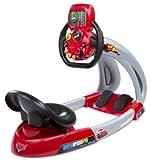 Smoby - 500261 - Jeu d'imitation - Simulateur de conduite - Cars V8 Driver