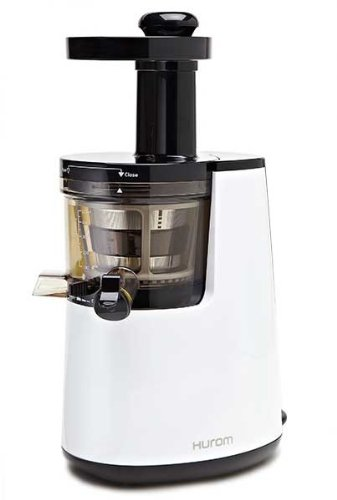 Hurom Premium Slow Juicer Model HU-700 Pearl White with...