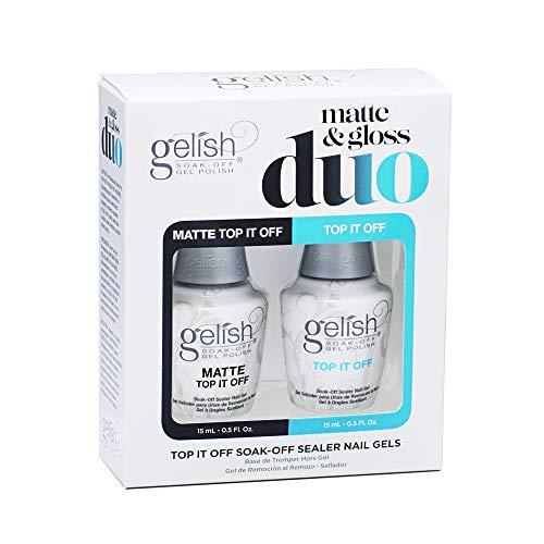 Gelish Matte & Gloss Duo Kit, Each