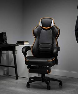 RESPAWN Fortnite OMEGA-Xi Reclining Ergonomic Gaming Chair with Footrest (OMEGA-02)