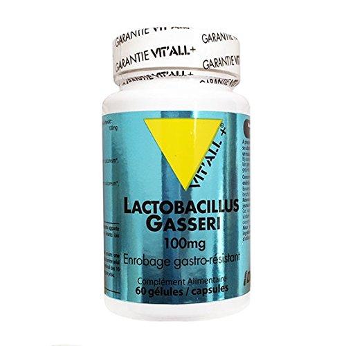 Vitall+ Lactobacillus Gasseri 100mg 60 capsules
