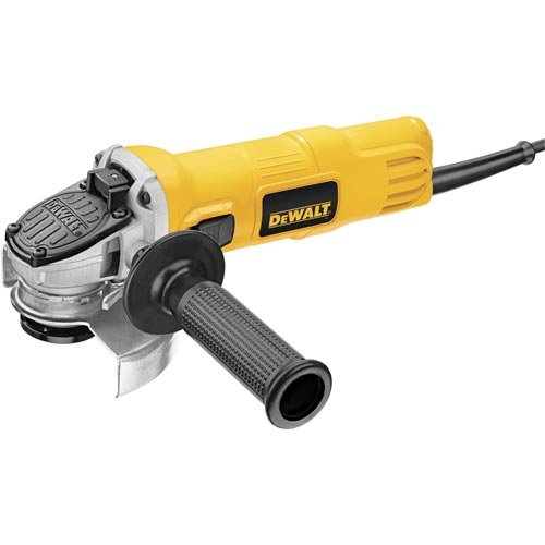 DEWALT Angle Grinder, One-Touch Guard, 4-1/2 -Inch (DWE4011)