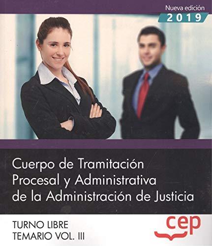 Cuerpo de Tramitación Procesal y Administrativa de la Admin