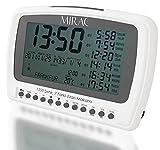 Mirac, Orologio per le preghiere islamiche (orologio Adhān)
