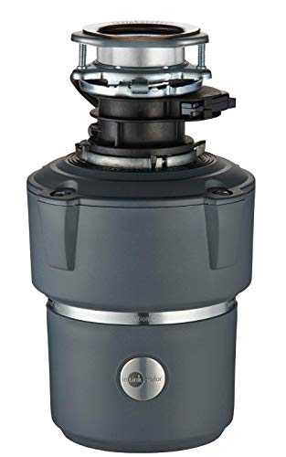 InSinkErator Garbage Disposal, Evolution Cover Control Plus,  HP Batch Feed