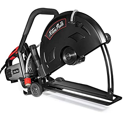 The circular saw is lightweight and powerful machine with superior power-to-weight ratio with exceptionally low vibrations mean less strain and maximized productivity The double protection switch prevents the machine from accidentally opening, promis...