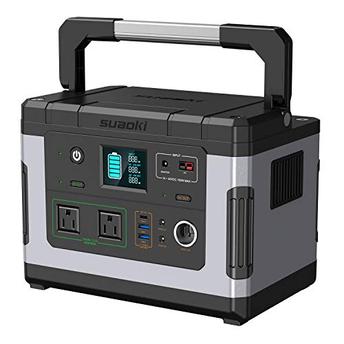 41hPilG0qCL - SUAOKI G500 Review: Best Portable Power Station