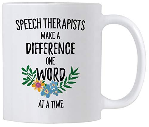 Speech Pathology Gifts. Therapists Make a Difference One...