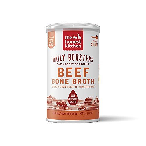 The Honest Kitchen Daily Boosts: Instant Beef Bone...