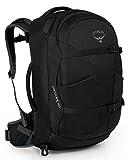 Osprey Farpoint 40 - Mochila de viaje, color negro