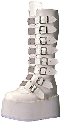 Demonia Women's Damned-318 Knee High Boot