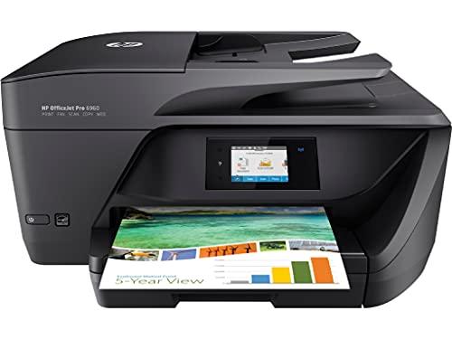 HP OfficeJet 6950 (P4C85A) Stampante Multifunzione...