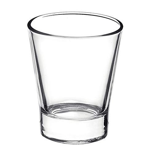 Set bicchieri Caffeino Bicchieri Da Caffe' tazzine in vetro 3 pezzi