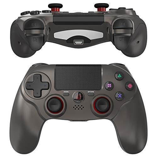 JOYSKY Mando Inalámbrico para PS4,Controlador De Juegos Ina