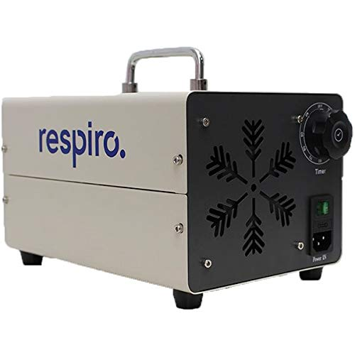 Respiro Generador ozono Egeo desinfección esterilización Virus y bacterias, eliminación Malos olores, ácaros, Mascotas (10_gr/h)