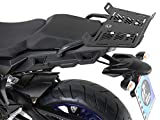 Hepco & Becker – Ampliación de Puente de Equipaje pequeño – Negro para Yamaha Tracer 900/GT a Partir de 2018