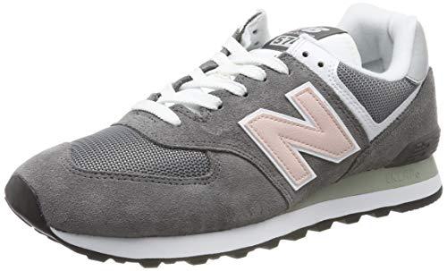 New Balance Damen 574v2 Sneaker, Graues Castlerock, 38 EU