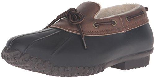 JBU by Jambu Women's Gwen Rain Shoe, Black Earth, 8.5 M US