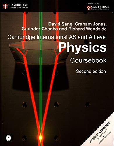 Cambridge International AS and A Level Physics Coursebook with CD-ROM (Cambridge International Exami