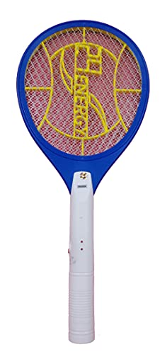 24 Energy Rechargeable Mosquito Killer Bat Machine, Mosquito Swatter, Racquet Insect Killer Racket