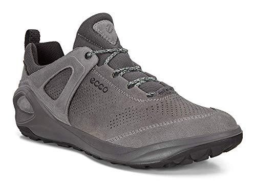ECCO - Mens BIOM 2GO GORE-TEX Waterproof Sneaker, Titanium/Titanium, 13-13.5 Medium US