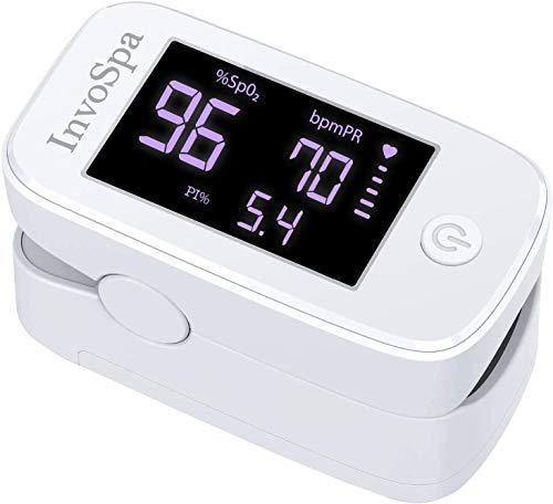 InvoSpa Fingertip Pulse Oximeter